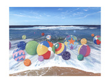 Beach Balls Prints by Scott Westmoreland