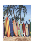 Bunch of Boards Posters por Scott Westmoreland