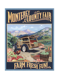 Farm Fresh Fun Print by Scott Westmoreland