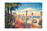 Kerne Erickson - Greetings from Miami Beach - Reprodüksiyon