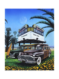 Double Feature Premium Giclee Print by Scott Westmoreland