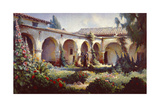 Mission San Juan Capistrano Posters by Charles Austin