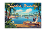 Naples Florida Prints by Kerne Erickson