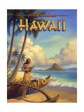 Aloha Hawaii Posters by Kerne Erickson
