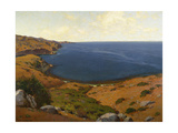 Avalon Catalina Posters by William Wendt