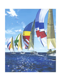 Diamont Regata Posters by Scott Westmoreland