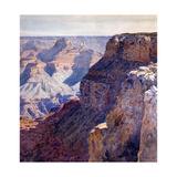 Grand Canyon Konst av Gunnar Widforss