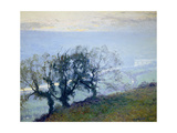 November Twilight Posters by Guy Rose