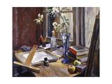 Intricate Studies Premium Giclee Print by Ejnar Hansen