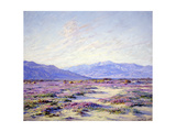 Near Palm Springs Print by John Frost