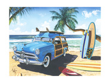 Old Friends Premium Giclee Print by Scott Westmoreland