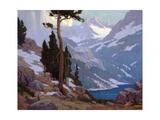 South Lake Tahoe Prints by Elmer Wachtel