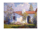 Artist Cottage Posters by Alson Clark