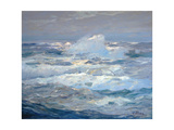 Song of the Sea Premium Giclee Print by William Ritschel