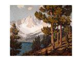 Pines Prints by Edgar Payne