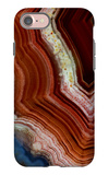 Banded Agate, Sammamish, Washington iPhone 7 Case by Darrell Gulin