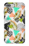 Abstract Summer Geometric Seamless Pattern iPhone 7 Plus Case by  tanycya