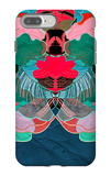 Abstract Watercolor Background iPhone 7 Plus Case by  tanor27