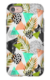 Abstract Summer Geometric Seamless Pattern iPhone 7 Case by  tanycya