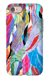 Abstract Background iPhone 7 Case by  tanor27