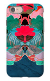Abstract Watercolor Background iPhone 7 Case by  tanor27
