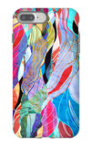 Abstract Background iPhone 7 Plus Case by  tanor27