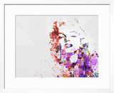 Marilyn Monroe Art by  NaxArt