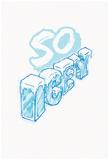 So Icey Cold Blocks Kunstdrucke