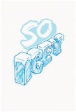 SO ICEY Cold Blocks Posters