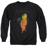 Crewneck Sweatshirt: Trick R Treat- Leaves T-shirts