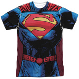 Superman- New 52 Costume Tee Shirt