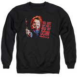 Crewneck Sweatshirt: Childs Play 3- Good Guy T-Shirt