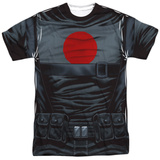 Valiant: Bloodshot- Uniform Costume Tee Shirts