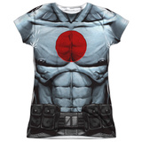 Juniors: Valiant: Bloodshot- Costume Tee T-Shirt