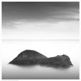 Ocean Rocks II Print by  Sorochan