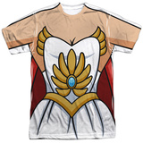 Masters Of The Universe: She Ra- Costume Tee Sublimated