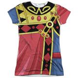 Juniors: Voltron- Zarkon Costume Tee Shirt