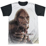 Poltergeist II- Vomit Creature Black Back Sublimated
