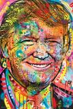 Dean Russo- Trump Plakaty autor Dean Russo
