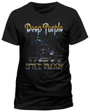Deep Purple- Space Truckin (slim fit) T-Shirts