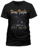 Deep Purple- Space Truckin (slim fit) T-Shirts