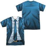 Valiant: Quantum And Woody- Woody Costume Tee (Front/Back) T-Shirt
