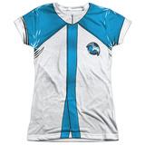Juniors: Valiant: Harbinger- Zephyr Costume Tee Shirts