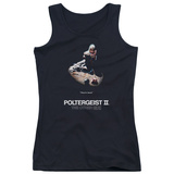 Juniors Tank Top: Poltergeist II- The Other Side T-shirts