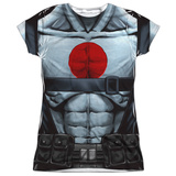 Juniors: Valiant: Bloodshot- Tacticle Costume Tee T-shirts