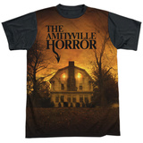 Amityville Horror- House Black Back Shirt