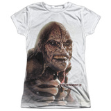 Juniors: Poltergeist II- Vomit Creature T-Shirt