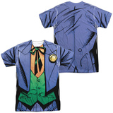 Batman- Joker Uniform (Front/Back) Shirts