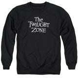 Crewneck Sweatshirt: The Twilight Zone- Logo T-shirts