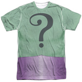 Batman Classic TV- Riddler Uniform T-shirts